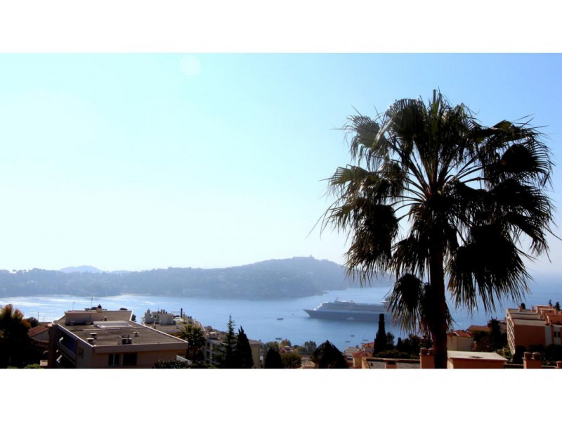 Deluxe sale apartment Villefranche-sur-mer 950 000€ - Picture 1