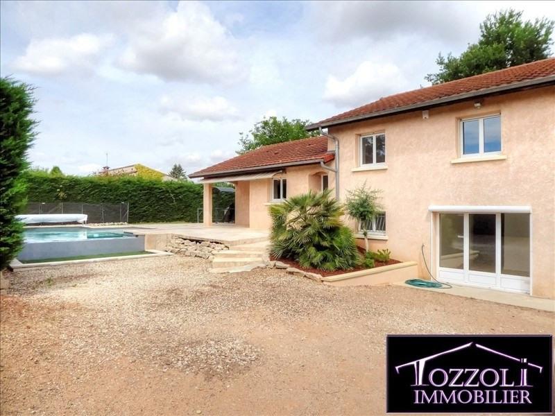 Sale house / villa Colombier saugnieu 420000€ - Picture 2
