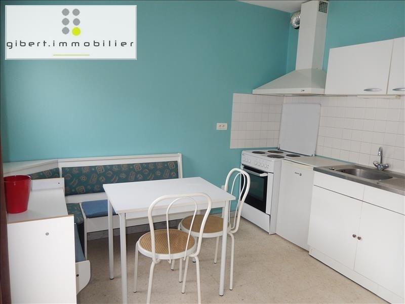 Rental apartment Le puy en velay 335€ CC - Picture 1