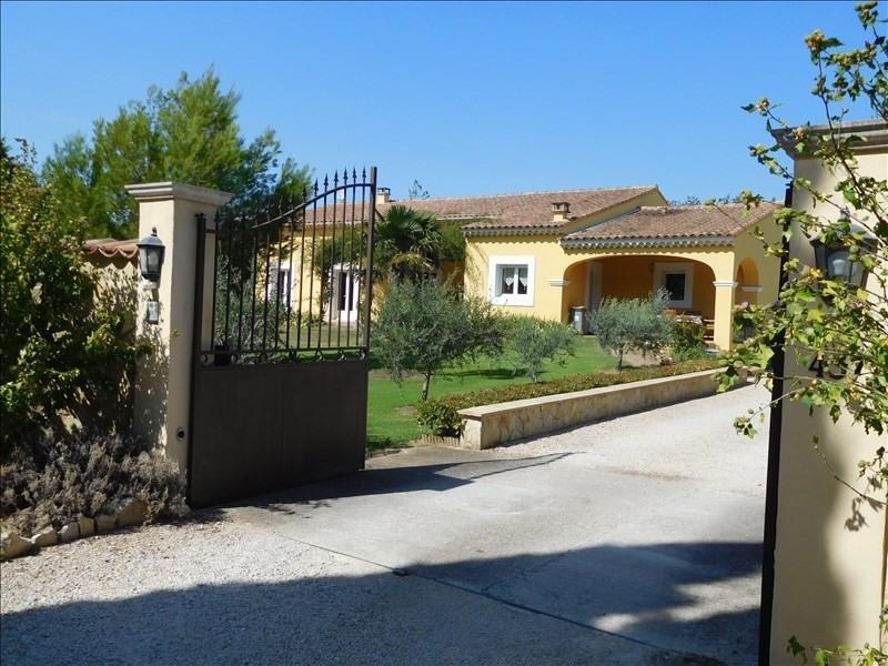 Vendita casa Carpentras 549000€ - Fotografia 2