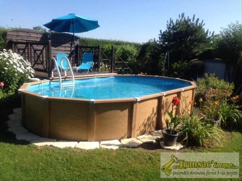 Sale house / villa Tours sur meymont 143380€ - Picture 2