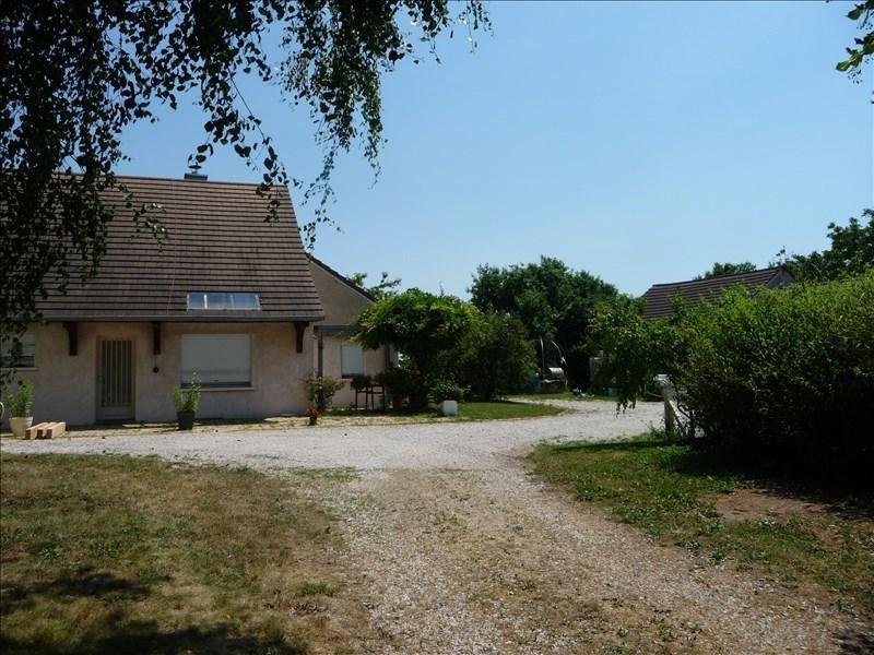 Vente maison / villa Abbaye de citeaux 184000€ - Photo 1
