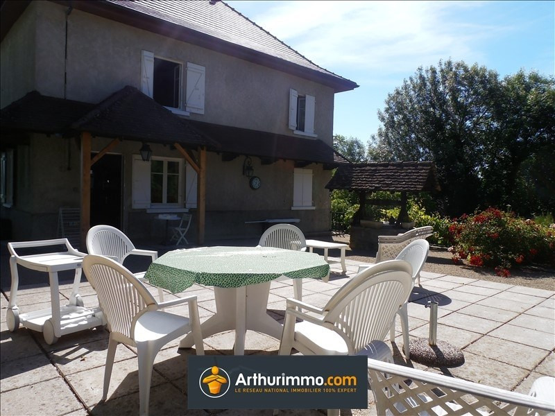 Sale house / villa St sorlin de morestel 279 450€ - Picture 7