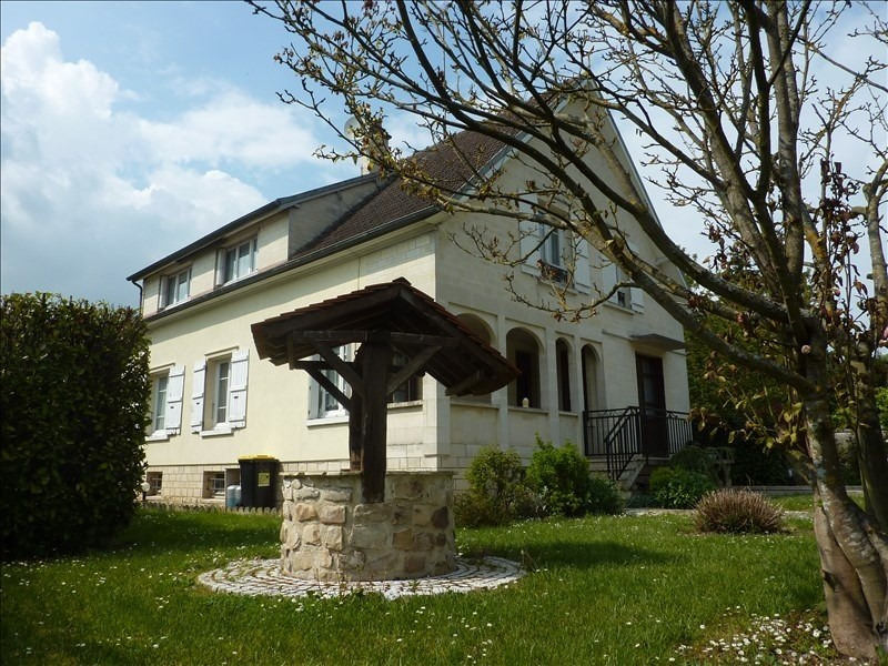 Vente maison / villa Nanteuil le haudouin 365000€ - Photo 1