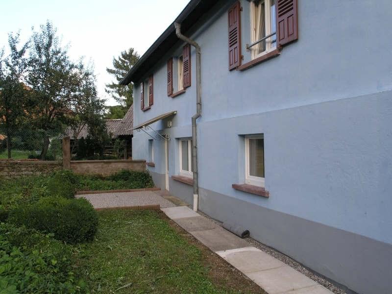 Location maison / villa Saessolsheim 825€ CC - Photo 3
