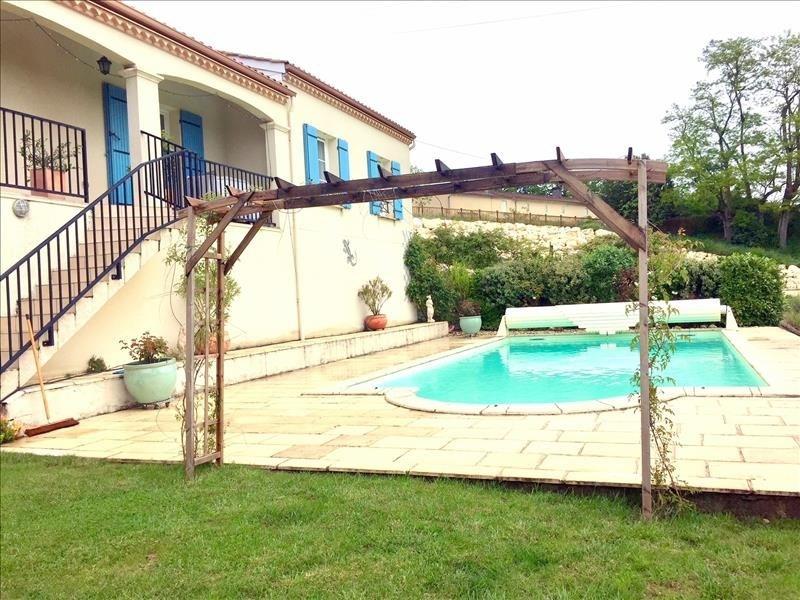 Sale house / villa Villefranche de lonchat 275000€ - Picture 8