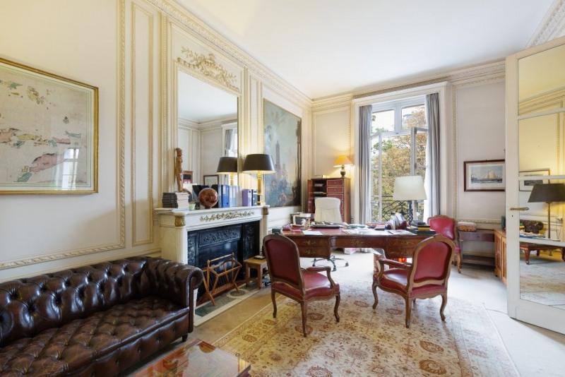 Revenda residencial de prestígio apartamento Paris 16ème 7500000€ - Fotografia 12
