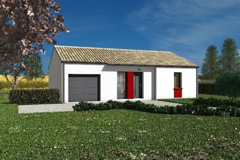 Maison  3 pièces + Terrain 838 m² Vivonne par maisons PRIMEA