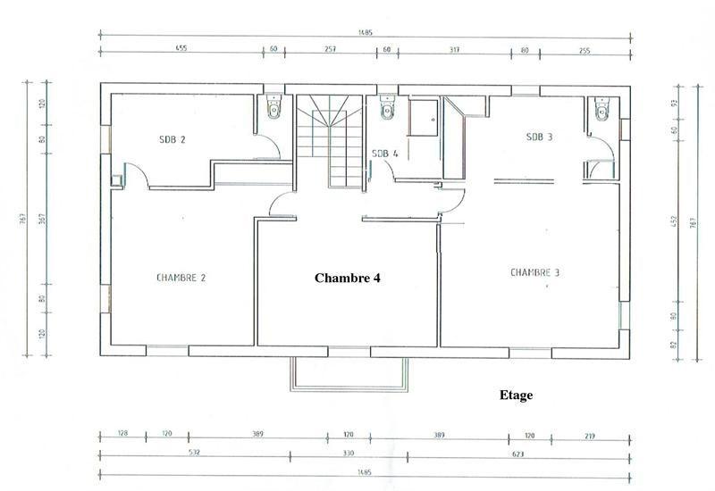 Venta de prestigio  casa Seillans 1050000€ - Fotografía 17