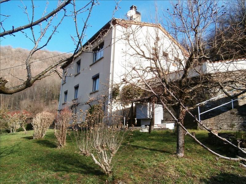 Vente maison / villa Mazamet 149900€ - Photo 1