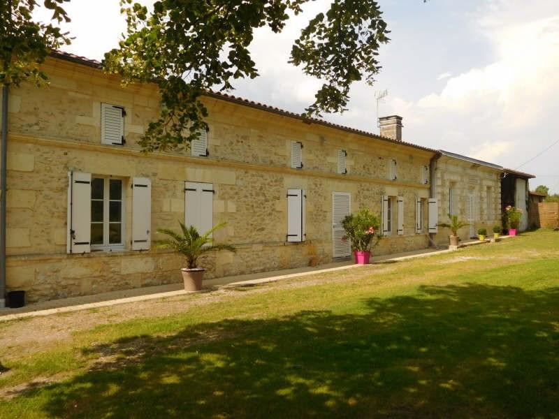 Sale house / villa St savin 240000€ - Picture 1