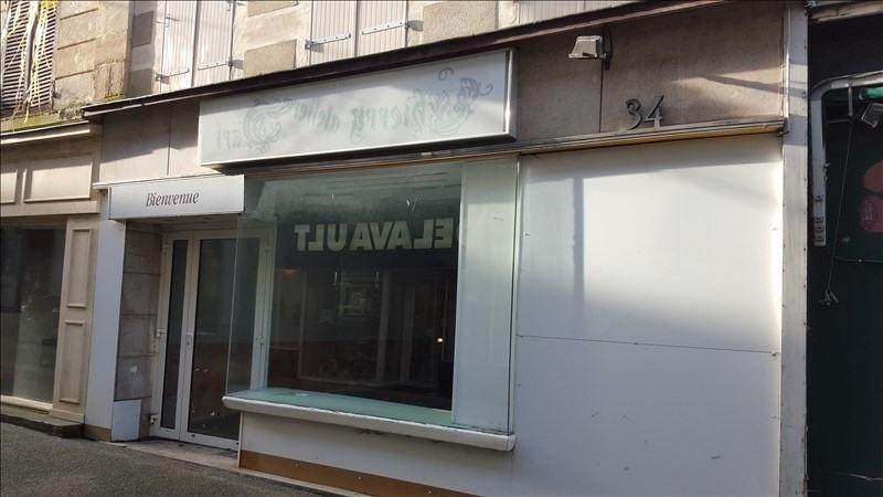 Location local commercial St maixent l ecole 280€ CC - Photo 1