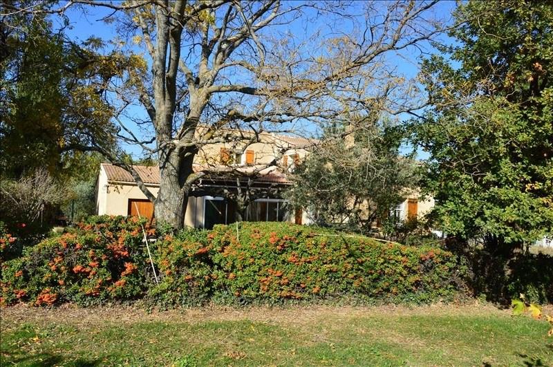 Verkoop  huis Malemort du comtat 345000€ - Foto 1