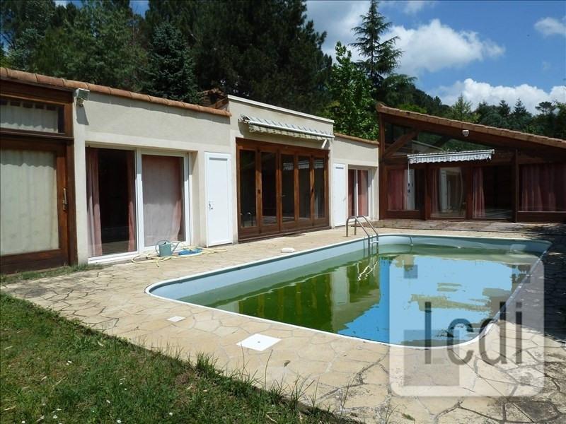 Vente de prestige maison / villa Les ollières-sur-eyrieux 350000€ - Photo 4