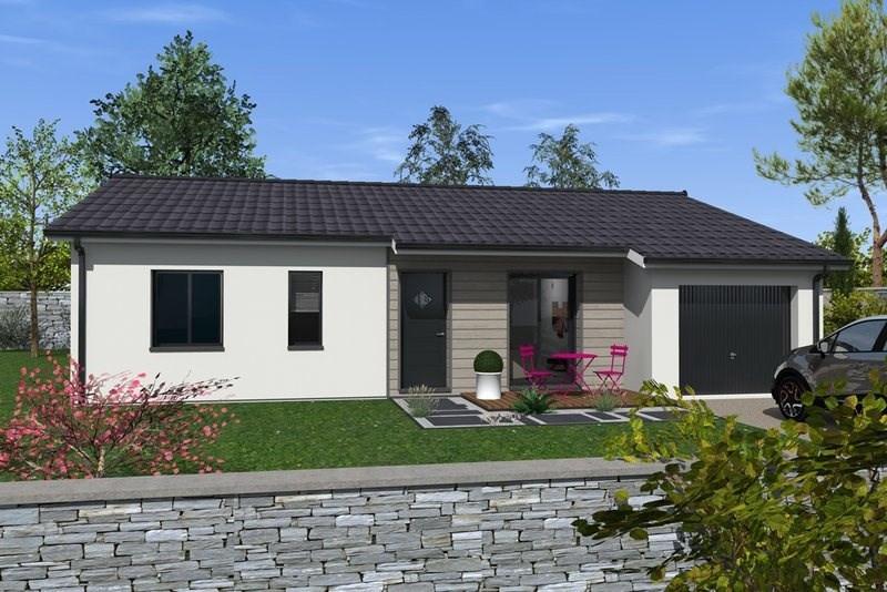 Maison  4 pièces + Terrain 490 m² Lacanau par MAISONS BATI SUD