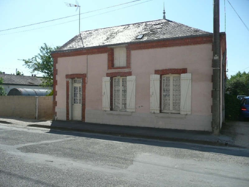 Sale house / villa Argent sur sauldre 35000€ - Picture 1