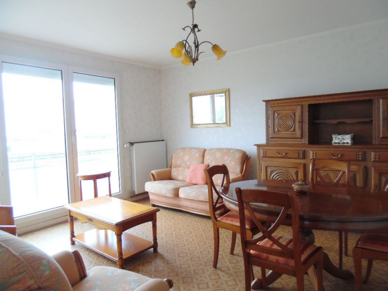 Sale apartment Brest 75 500€ - Picture 4