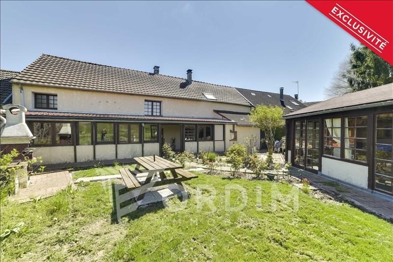 Sale house / villa St sauveur en puisaye 162000€ - Picture 1