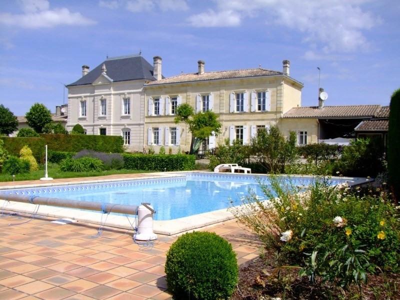 Deluxe sale house / villa Bordeaux 1749000€ - Picture 1