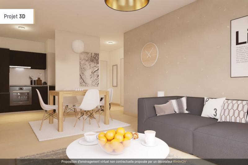 Sale apartment Billère 105000€ - Picture 3