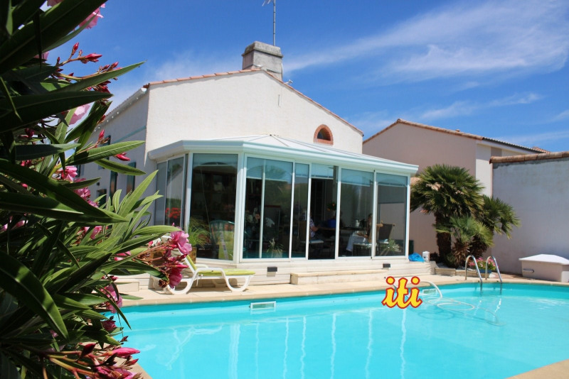 Sale house / villa Chateau d olonne 346 500€ - Picture 1