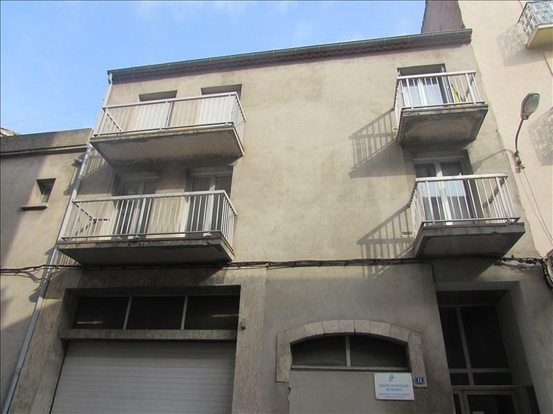Venta  edificio Beziers 310000€ - Fotografía 5