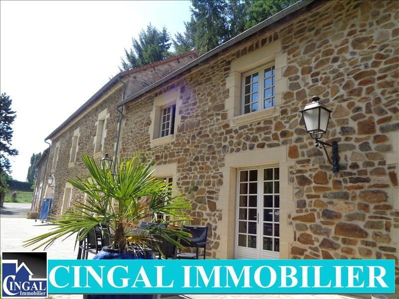 Vente de prestige maison / villa Caen 1270000€ - Photo 1