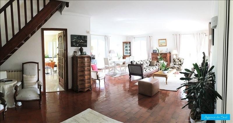 Vente de prestige maison / villa Carnoux en provence 850000€ - Photo 6