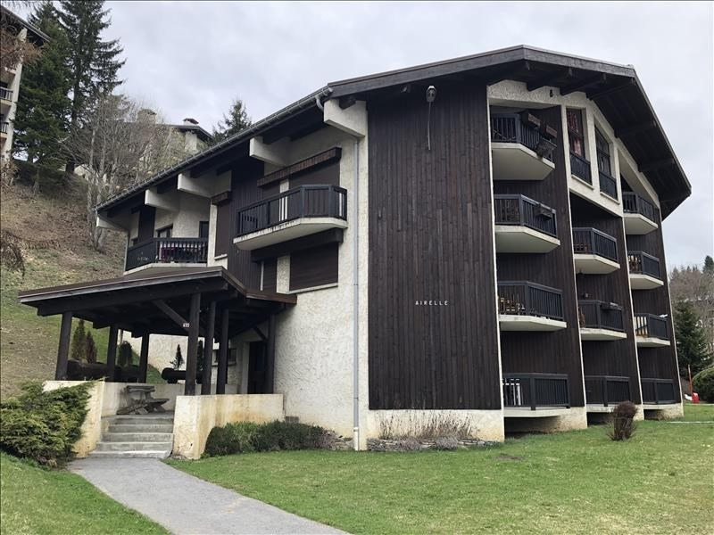 Sale apartment Megeve 128 000€ - Picture 1