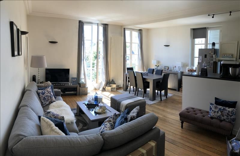 Rental apartment St germain en laye 1 108€ CC - Picture 2
