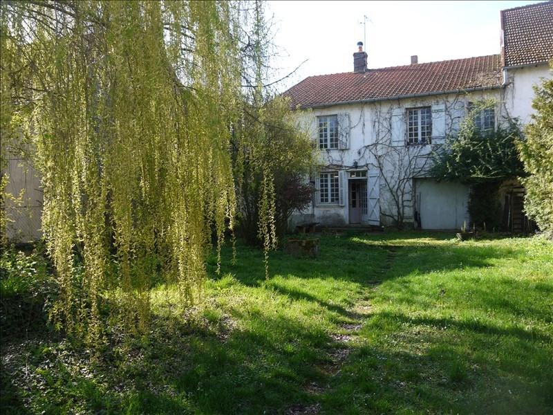 Sale house / villa Fontaine francaise 139000€ - Picture 1