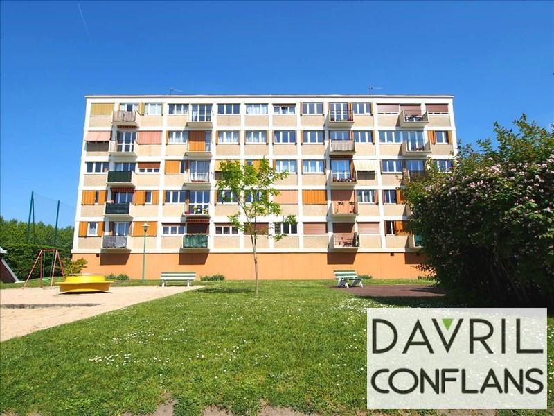 Sale apartment Conflans ste honorine 189500€ - Picture 1