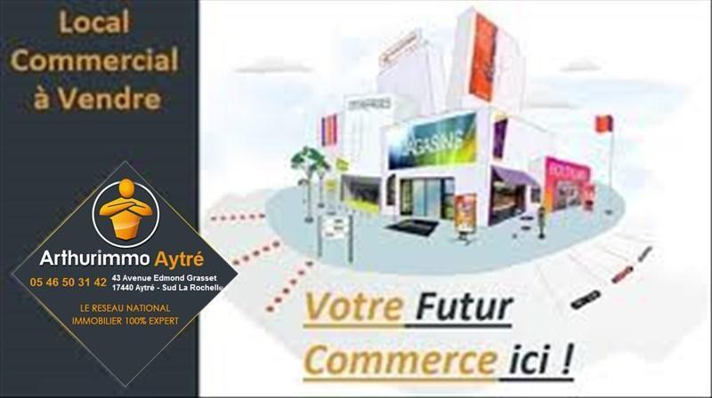 Commercial property sale shop La rochelle 155120€ - Picture 1