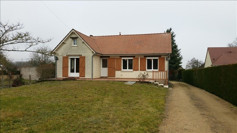 Sale house / villa Tigy 173000€ - Picture 1