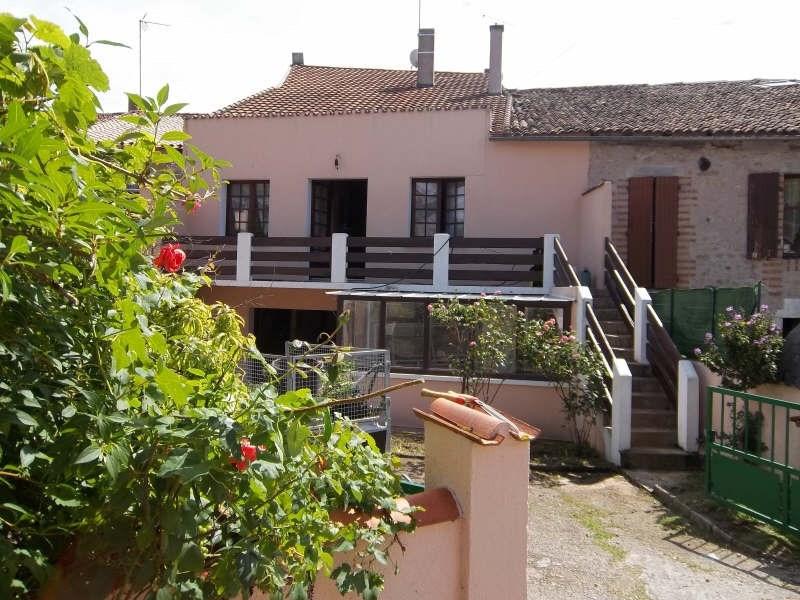 Vente maison / villa Lussac les chateaux 45000€ - Photo 7