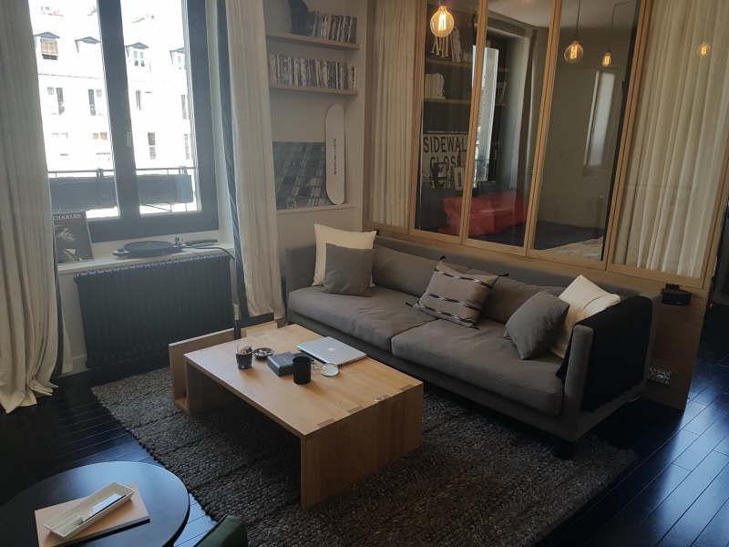 Locação apartamento Paris 4ème 2200€ CC - Fotografia 2