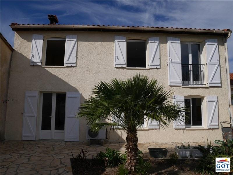 Vente maison / villa St laurent de la salanque 268000€ - Photo 1
