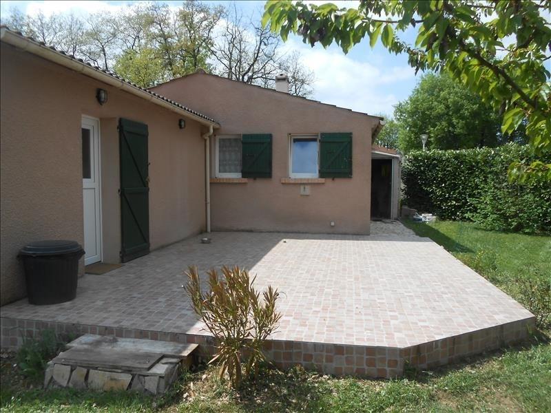 Sale house / villa Aulnay 81000€ - Picture 10
