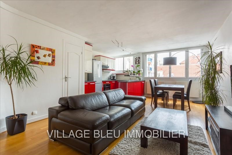Vente appartement Asnieres sur seine 336 000€ - Photo 1