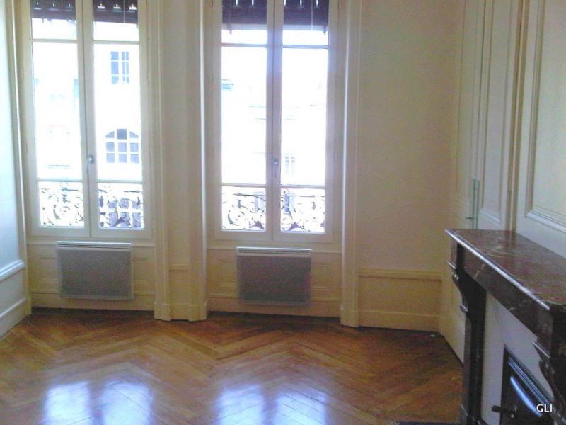 Rental apartment Lyon 6ème 1038€ CC - Picture 6