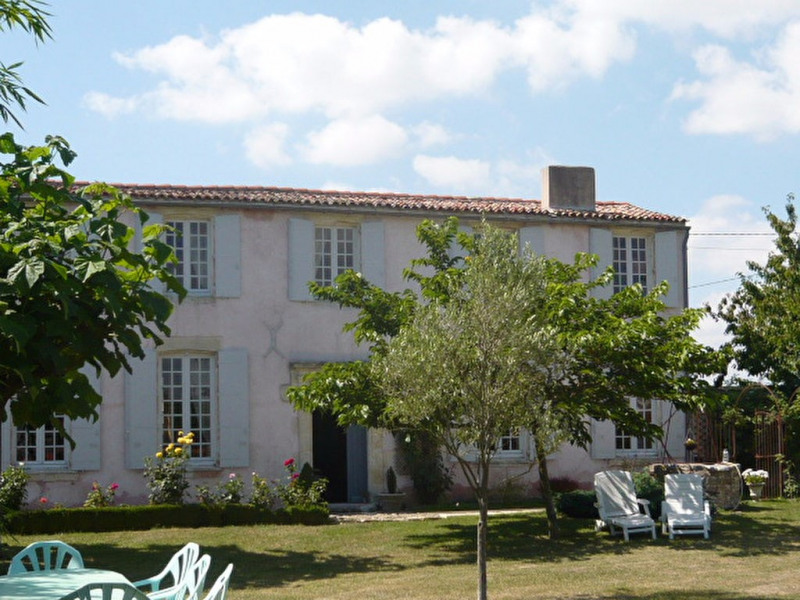 Vente maison / villa Saint ouen d aunis 430 000€ - Photo 2