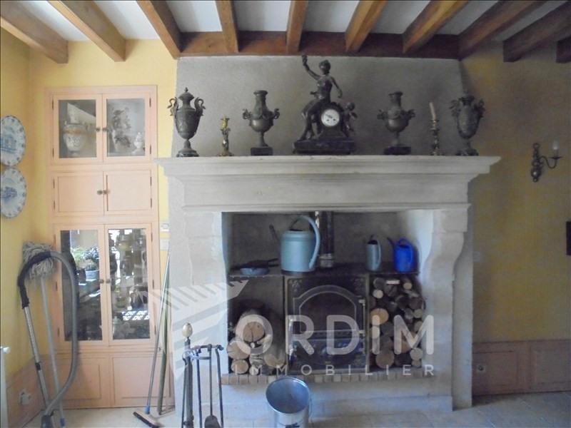 Sale house / villa Santranges 229000€ - Picture 10