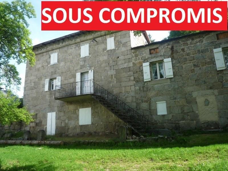 Sale house / villa Le chambon sur lignon 149000€ - Picture 1