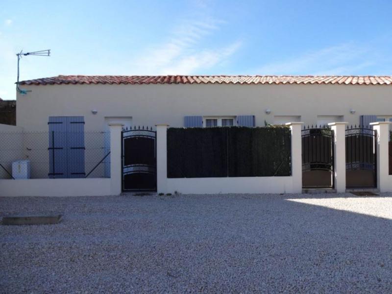 Rental apartment Althen des paluds 490€ CC - Picture 1
