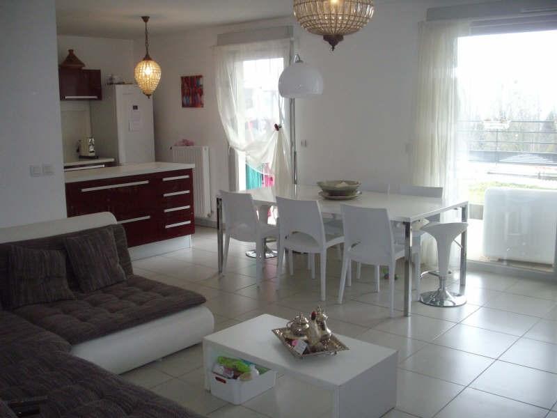 Vente appartement Cessy 359000€ - Photo 1