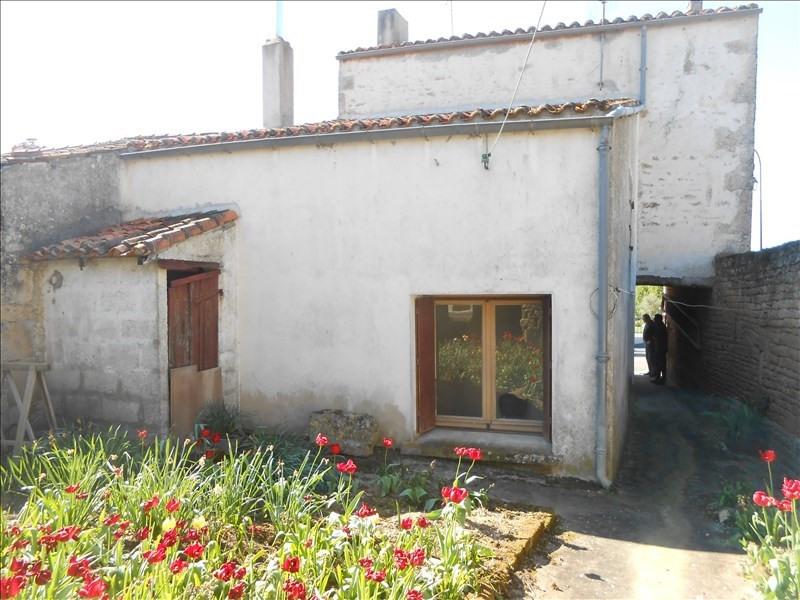 Sale house / villa Aulnay 43600€ - Picture 3