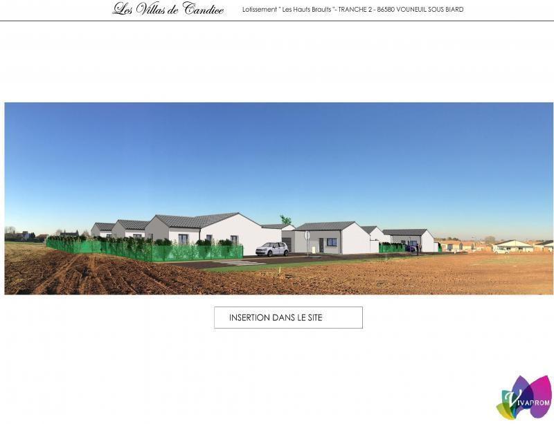 Vente maison / villa Vouneuil sous biard 190000€ - Photo 1