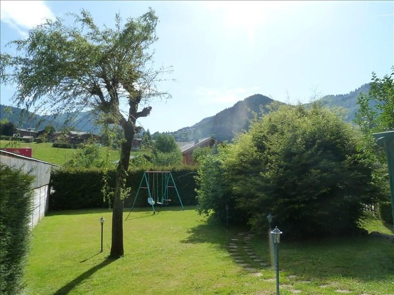 Deluxe sale house / villa Morzine 664300€ - Picture 2
