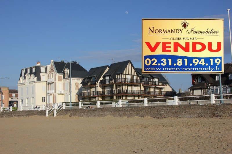 Sale apartment Villers sur mer 175000€ - Picture 1