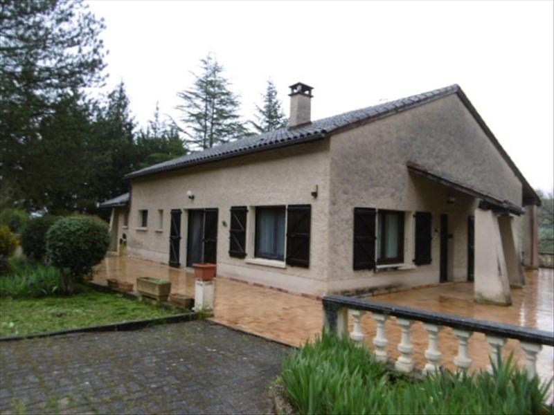 Vente maison / villa Figeac 198000€ - Photo 4